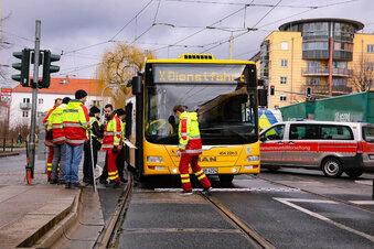 DVB: Wie sich die Unfallzahlen entwickeln