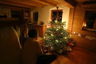 Weihnachten: Sachsen sind zum Verzicht bereit