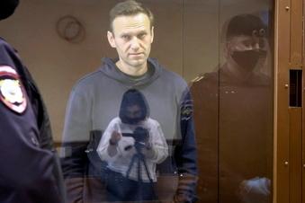 Nawalnys Ehefrau: Ich mache mir Sorgen