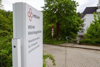 Wieder Patienten in Berggießhübler Klinik