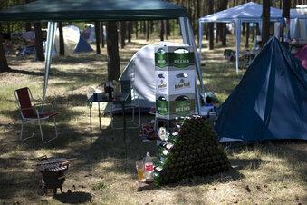 Camping boomt - aber es kann auch richtig nerven