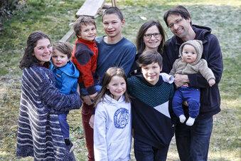 Wie eine Großfamilie Corona erlebt