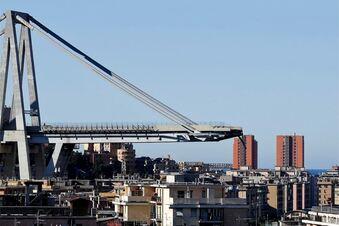 Rom sucht nach Schuldigen für Genua-Tragödie