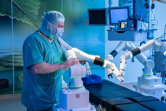 Die neue Generation von Roboter-Ärzten kommt