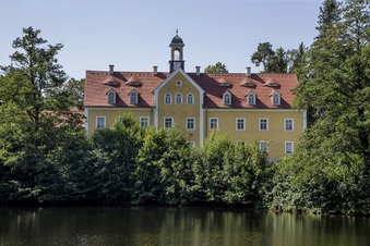 Schloss Grillenburg wird Konferenz-Zentrum
