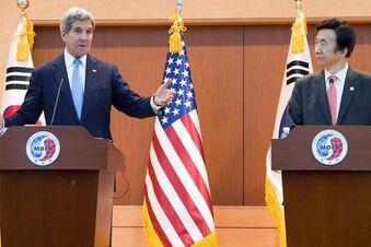 USA wollen über China Druck auf Nordkorea verstärken