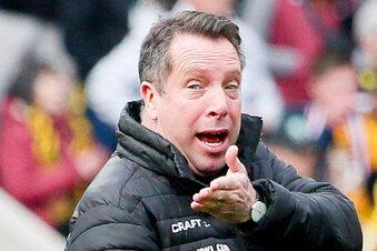"""Dynamos Trainer: """"Vielleicht sind wir kein Notfall"""""""