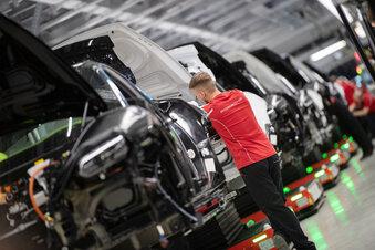 Auch Porsche stoppt die Produktion