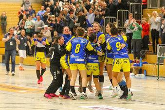 "Wie die ""Görls"" in die 2. Handball-Bundesliga wollen"
