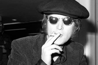 John Lennon und Hanns Eisler treffen in Riesa aufeinander