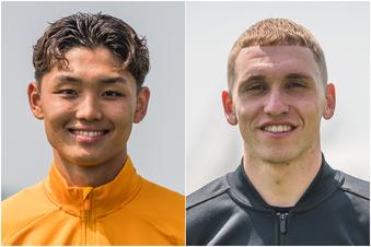 Dynamo verpflichtet zwei Talente