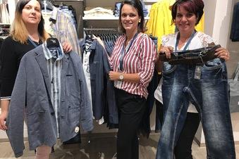 Jeansvielfalt und angesagte Casualwear