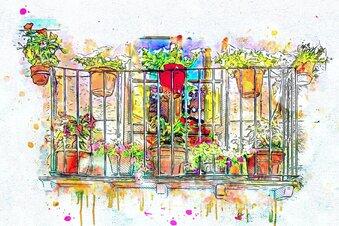 Insekten anlocken: Ideen für Garten und Balkon