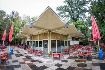 Pinguincafé soll in den neuen Südpark