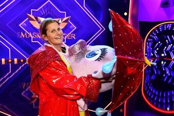 """""""Masked Singer"""": Schwein ist Moderatorin"""