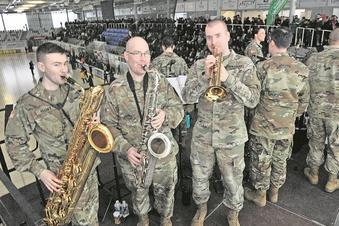 US-Army rockt Hockeytown