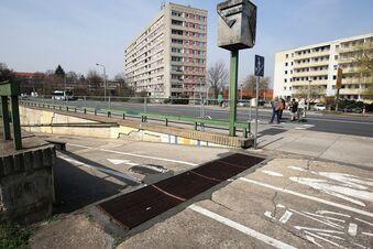 Zukunft des Fußgänger-Tunnels ungewiss