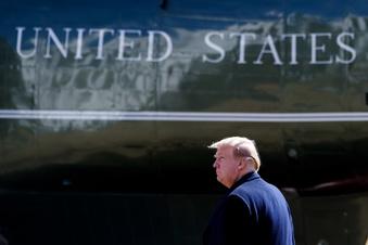 Trump legt Veto im Streit um Notstand ein
