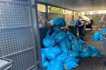 Dresden will Ekel-Müll in Innenstadt verhindern