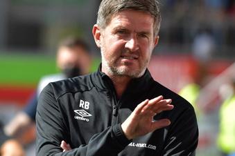 Warum Dynamos Sportchef nicht in Panik verfällt