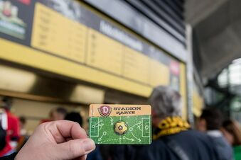 Dynamo-Fans droht Geldverlust