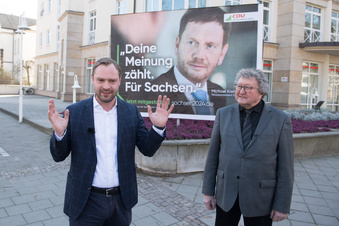 Wie Patzelt CDU-Wähler gewinnen will
