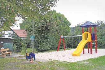 Auch Tauer hat jetzt einen Spielplatz