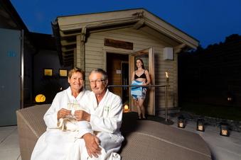 Sauna im Kräutervitalbad öffnet
