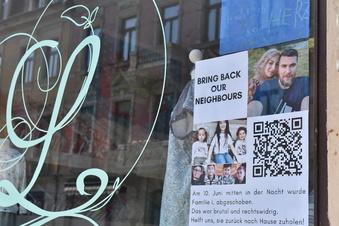 Pirna: Kundgebung für abgeschobene Familie
