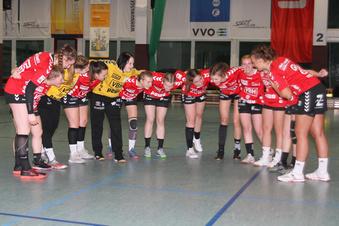 Handball-Damen des SC Hoyerswerda stellen sich der Herausforderung Sachsenliga