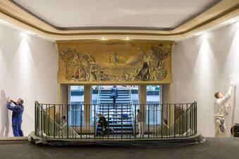 Café Prag öffnet zum Nikolaus