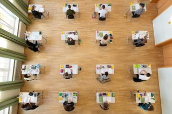 So ist die Lage in den Schulen in Sachsen