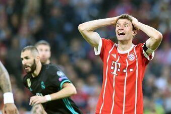 Real Madrid schockt Bayern erneut