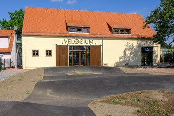 Fahrraderlebniswelt Velocium wird eröffnet