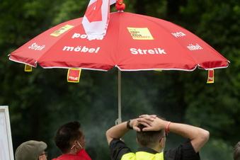Verdi kündigt Streiks im Einzelhandel an