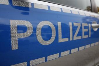 Unfall auf der A17 in Dresden