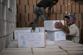 Millionen Syrer bekommen weiter UN-Hilfe