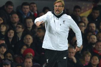 Jürgen Klopp ist mit Liverpool Meister