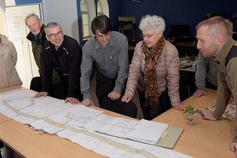 Baubürgermeister trifft Bürger