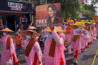 US-Regierung verurteilt Gewalt in Myanmar