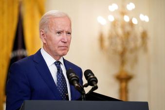 Biden: Billionen für Bildung und Familien