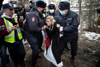 Russische Ärzte ohne Zugang zu Nawalny