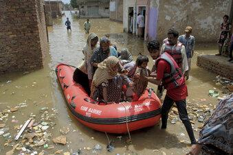 Pakistan: 41 Tote nach Überschwemmungen