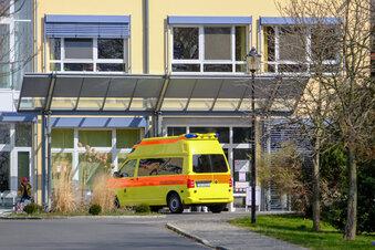 Covid-19-Patientin aus Krankenhaus entlassen