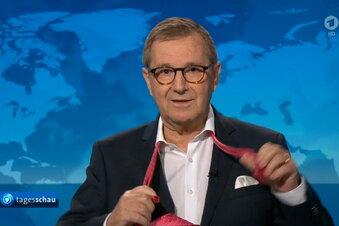 """""""Tagesschau"""": Jan Hofer verabschiedet sich"""