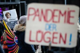 """""""Querdenken"""": Fall für Verfassungsschutz"""