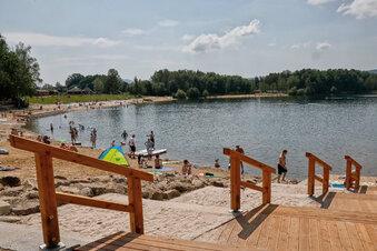 Techno-Fans feiern wieder am Kristyna-See