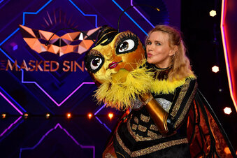 """""""Masked Singer"""": Die Biene ist ein Superstar"""