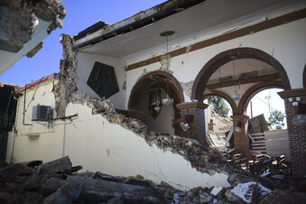 Schwere Erdbeben erschüttert Puerto Rico