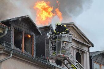 Riesige Spendenwelle für Brandopfer